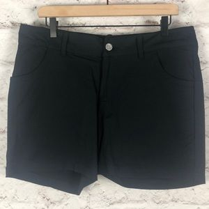 NWOT Columbia Black Shorts Sz 12